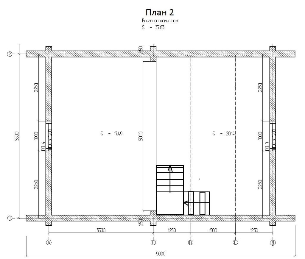 Планы этажей_70