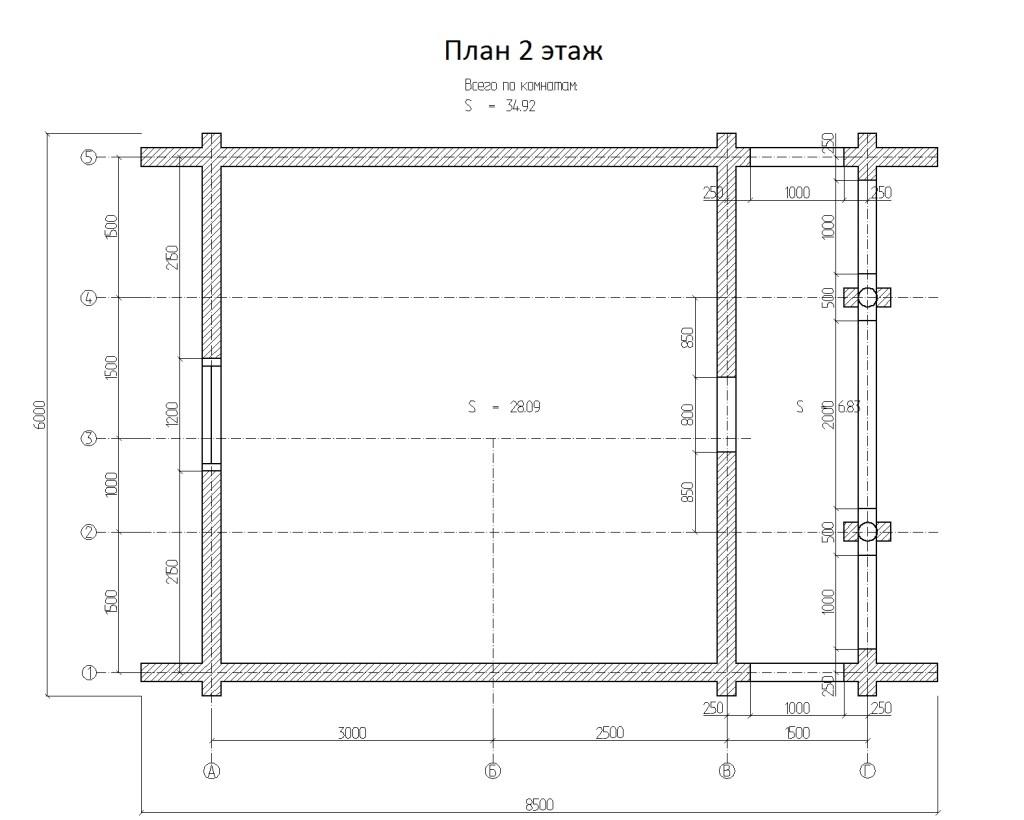 Планы этажей_72