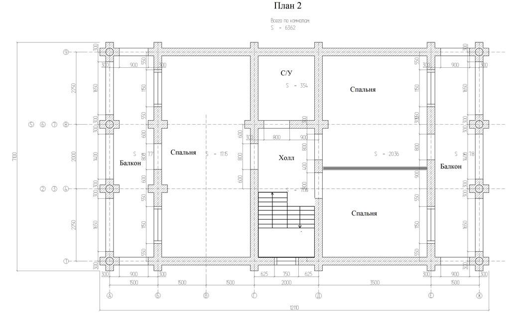 Планы этажей_82